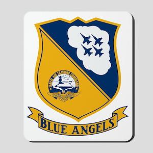 Blue Angels Insignia Mousepad