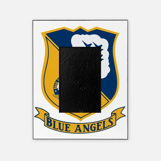 Blue Angels Insignia Picture Frame
