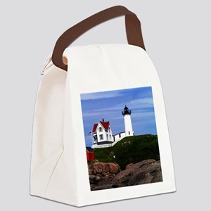 NUBBLE PRINTED Canvas Lunch Bag