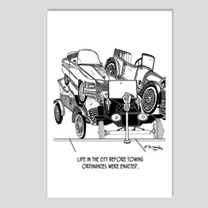 Life Before Towing Ordinances Postcards (Package o