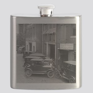 Ford Sales and Service Flask