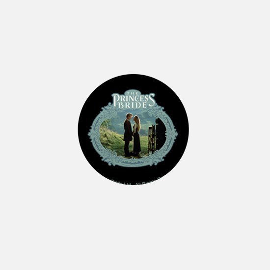 Princess Bride Classic Portrait Mini Button