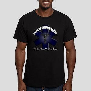 paramedic Men's Fitted T-Shirt (dark)