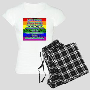 Le18-22 Women's Light Pajamas