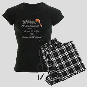freedom of religion Women's Dark Pajamas