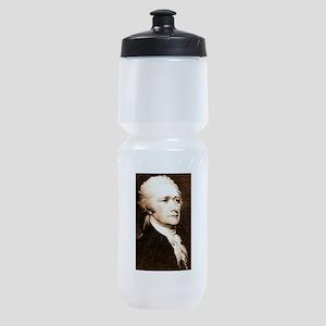 alexander hamilton Sports Bottle