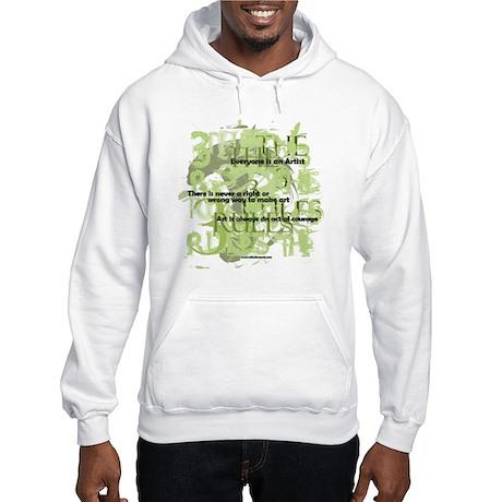 3rules Hooded Sweatshirt