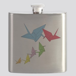 Origami Family Flask