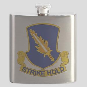 DUI - 1st Brigade Combat Team Flask