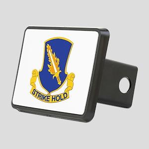 DUI - 1st Brigade Combat Team Rectangular Hitch Co