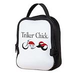 Triker Chick, Trike Neoprene Lunch Bag