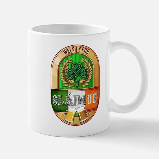 Walsh's Irish Pub Mug