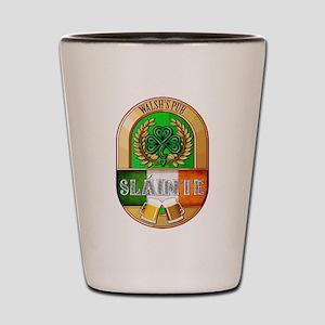 Walsh's Irish Pub Shot Glass