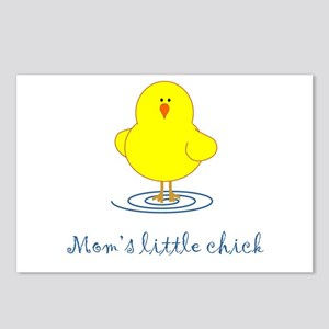 Mom's Little Chick Postcards (Package of 8)