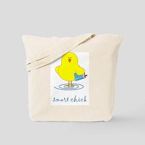 Smart Chick Tote Bag