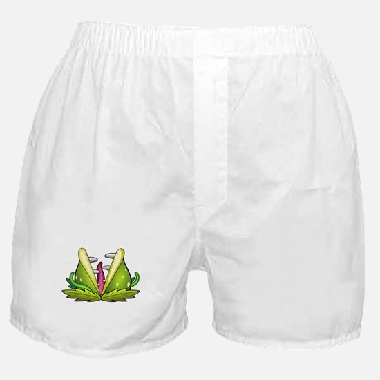 venus flytrap monster Boxer Shorts