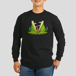 venus flytrap monster Long Sleeve T-Shirt