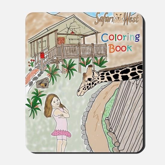 Covercolor2 Mousepad