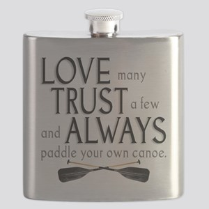 love many Flask