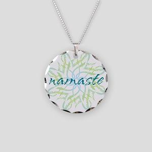namaste_cool_trnspt_logo Necklace Circle Charm