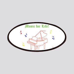 Colorful Piano Music Patches