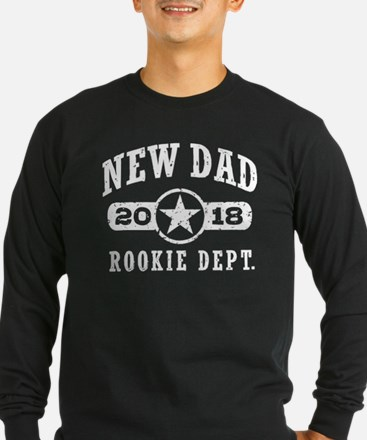 Rookie New Dad 2018 T