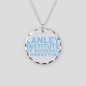 LANLEY INSTITUTE Necklace Circle Charm