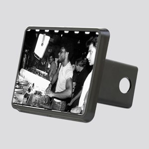 larry booth 2 Rectangular Hitch Cover