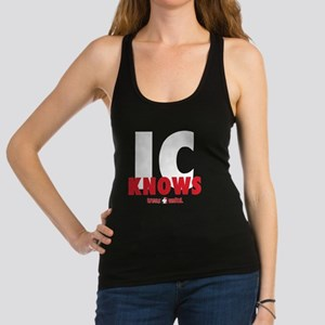 IC KNOWS RB Racerback Tank Top