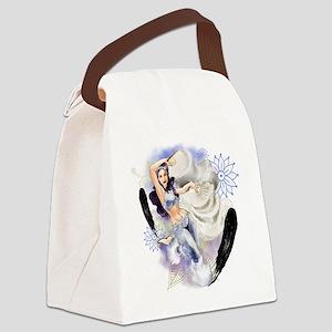 CAFEPRESSsnow Canvas Lunch Bag
