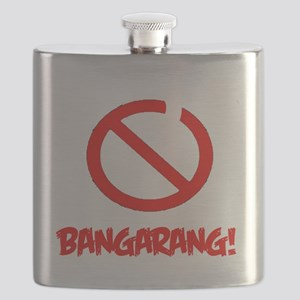 No Pirates Flask