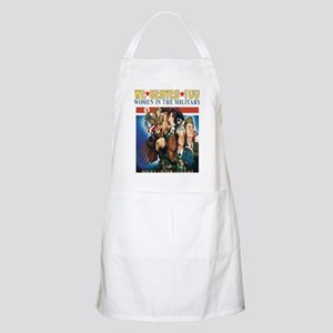 we served.too Apron