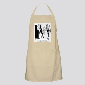 Write Music Just For Their Own Amusement Apron