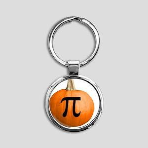 pumpkinpie Round Keychain