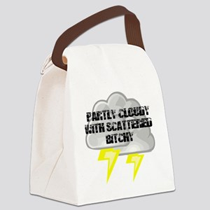cloudy Canvas Lunch Bag