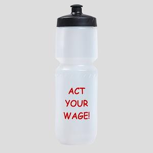 wage Sports Bottle