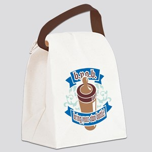 byob2 Canvas Lunch Bag