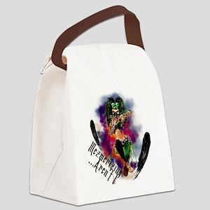 CAFEPRESSmez Canvas Lunch Bag