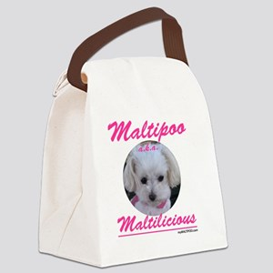 malti-licious_300dpi copy Canvas Lunch Bag