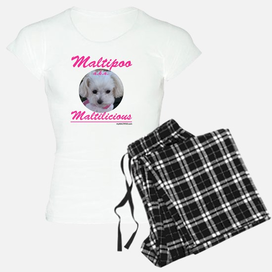 malti-licious_300dpi copy Pajamas