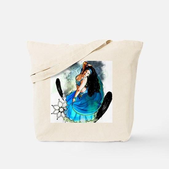 CAFEPRESSblue Tote Bag