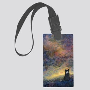 New day dawning Large Luggage Tag