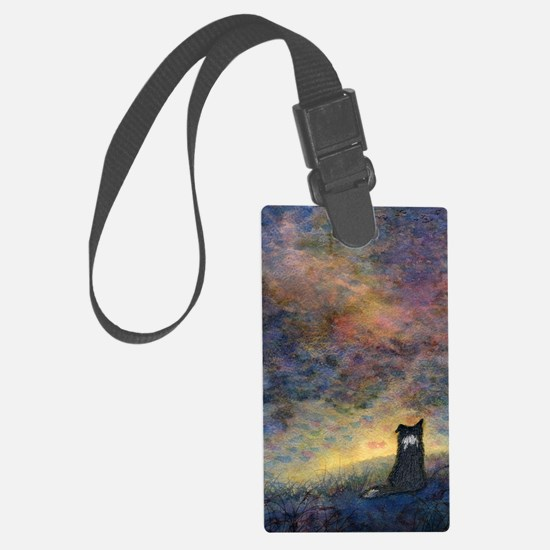 New day dawning Luggage Tag