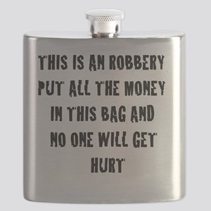 BANKERS Flask