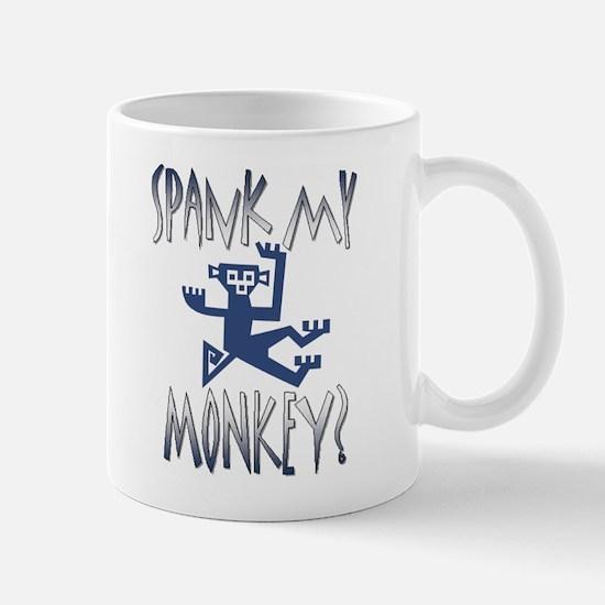 Spank My Monkey Mug