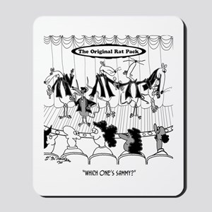 The Original Rat Pack Mousepad