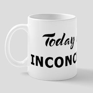 Today I feel inconceivable Mug