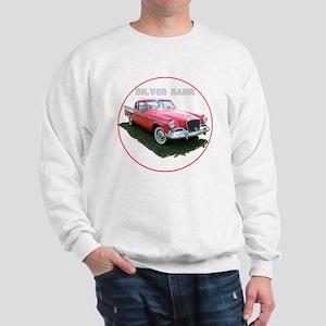 SilverHawk-C8trans Sweatshirt