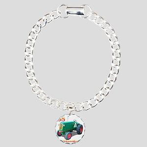 Oliver88Std-10 Charm Bracelet, One Charm