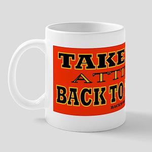 BACK TO THE CITY Mug